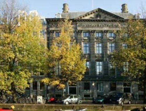 Kantoor Amsterdam.